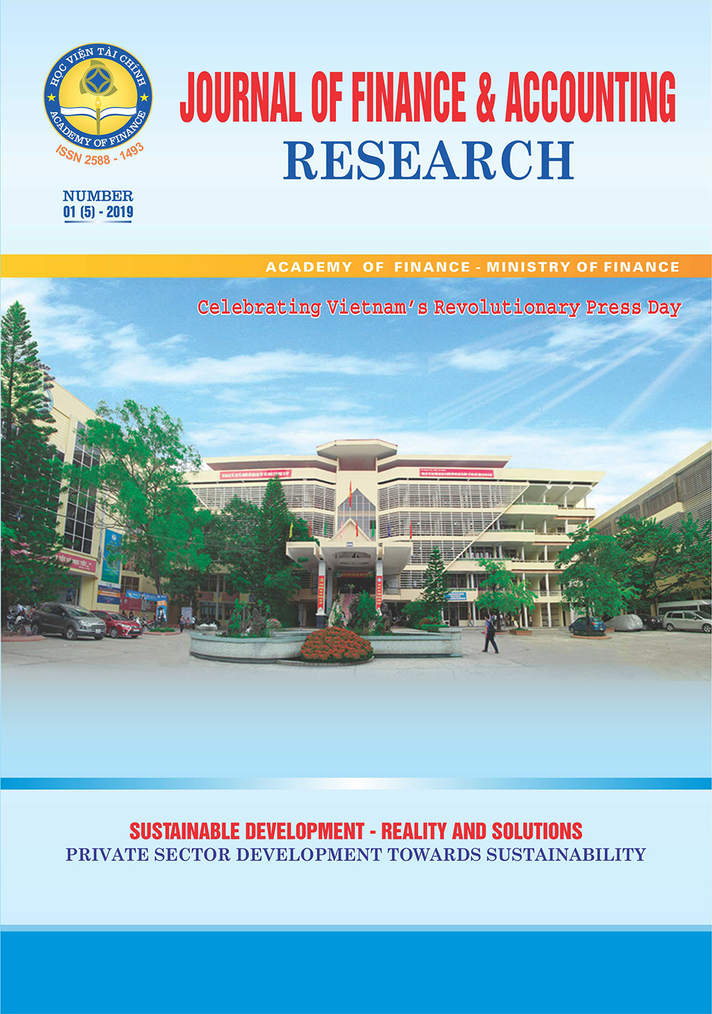 Journal of Finance & Accounting Research (1 (5) 2019)